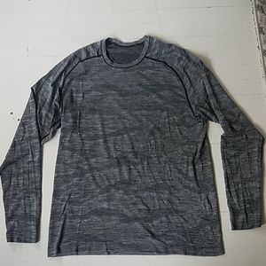 Lululemon long sleeve.